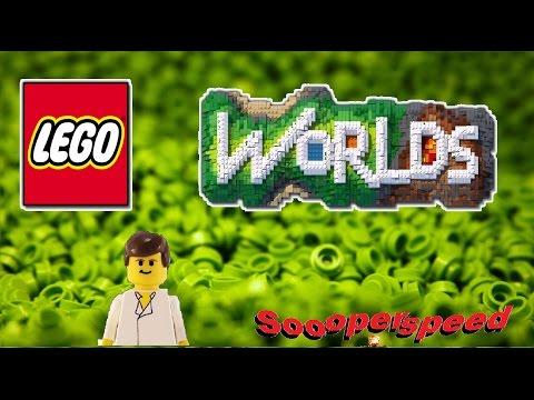 lego worlds early access reward