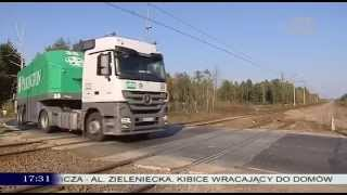 preview picture of video 'Łochów -  do Tłuszcza tylko autobusem'