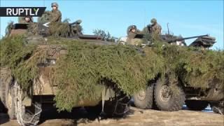 Учения НАТО в Польше вошли в завершающий этап