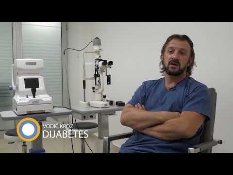 Dijabetesa i noge i liječenje