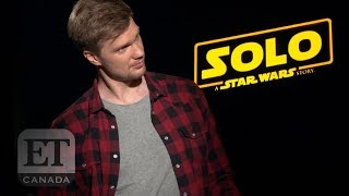 'Solo' Cast Do Their Best Wookiee Impressions