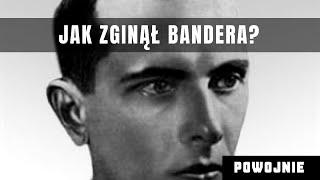 Ukraina po II Wojnie Światowej. Losy Stepana Bandery po 1945 roku. Jak zginął i dlaczego?