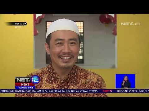Kisah Ustaz Mualaf, Tertarik Dengan Islam dari Petunjuk di Mimpi NET12