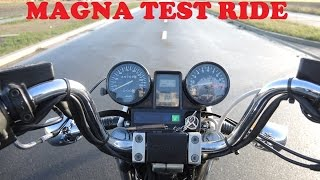 Wrr65 riding the honda magna most popular videos honda v65 magna test ridereview fandeluxe Image collections