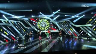 음악중심 - Fat Cat - My Love Bad Boy, 살찐 고양이 - 내 사랑 싸가지, Music Core 20111008