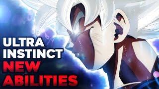Ultra Instinct Goku's NEW Abilities