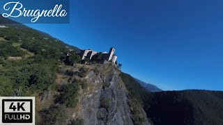 FPV drone - Brugnello | Cinematic FPV drone - Fiume Trebbia sound design