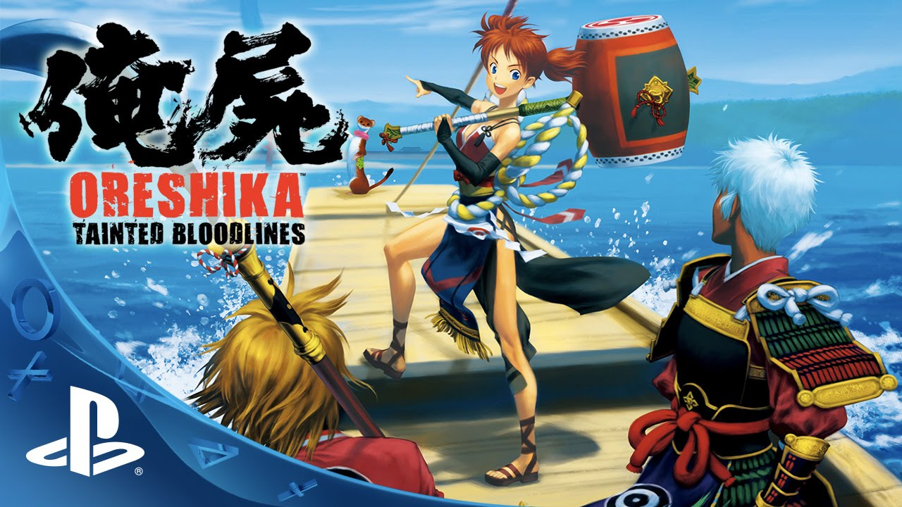 Oreshika: Tainted Bloodlines Out Today on PS Vita