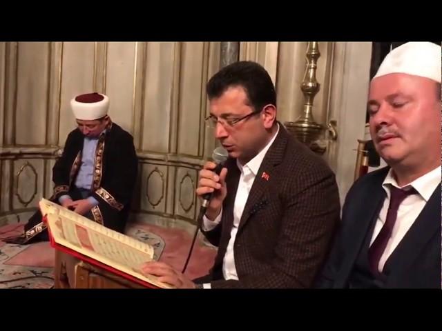 إمام أوغلو: المتدين الذي سيمثل العلمانيين على رأس اسطنبول
