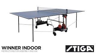 Winner Indoor assembly instructions