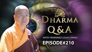 [English] Dharma Q&A Episode 210