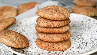 Low Carb Snickerdoodle Cookies