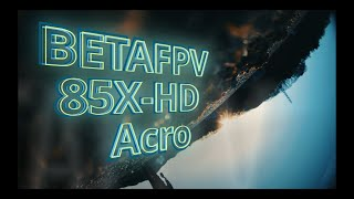 【STEP DRONE】〜マイクロ編〜 BETAFPV 85X-HD Acro Flying.