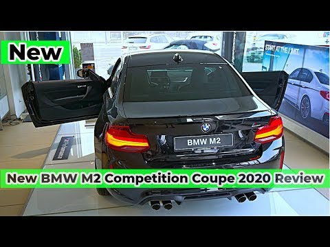 New BMW M2 Competition Coupe 2020 Review Interior Exterior