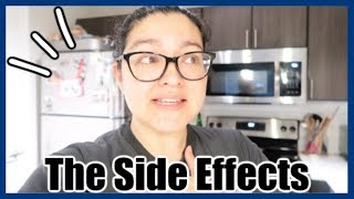 30 Days on Progesterone & the Side Effects! | April 30, 2019