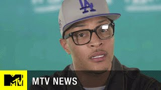 T.I. Breaks Down Entertainer's Etiquette 101 | MTV News