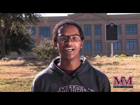 McMurry University - video