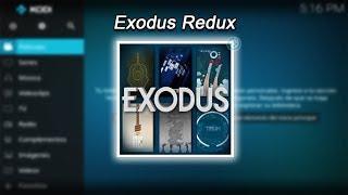 Addon Con Películas Y Series Con Multi-enlace [Exodus Redux]