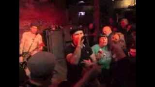 Dropkick Murphys - Skinhead on the MBTA & Alcohol @ Lansdowne Pub in Boston, MA (3/17/14)