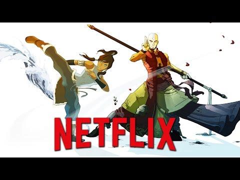 New Avatar Coming to Netflix! (April Fools)