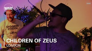 Children Of Zeus Boiler Room London Live Set