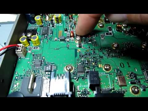 Diagnose and Repair a Yaesu FT7800 Ham Radio | Hackaday