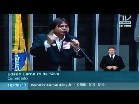 Intersindical na Audiência Publica na Câmara Federal que debateu a PL 4330 - 18/09/2013