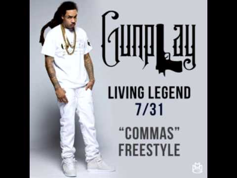 Gunplay   Commas Freestyle New Song