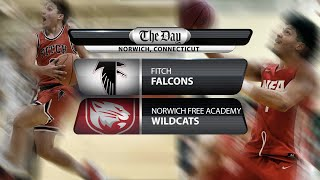 Full replay: Fitch at NFA boys' basketball