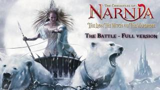 The CHRONICLES of NARNIA - TLTWATW - The BATTLE (FULL VERSION)
