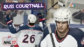 NHL 17 Be A Pro - Russ Courtnall - EP9 | Columbus Blue Jackets WIN STREAK!