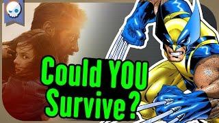 What if You Had Wolverine's Skeleton?  |  Gnoggin