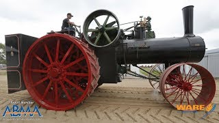 The Incredible CASE 150 Steam Engine Tractor