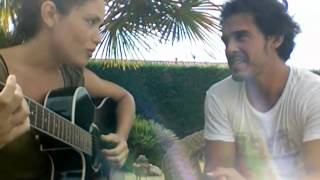 "Video thumbnail of ""Bebe - Siempre me quedara cover By Natalia Doco & Flo De Lavega"""