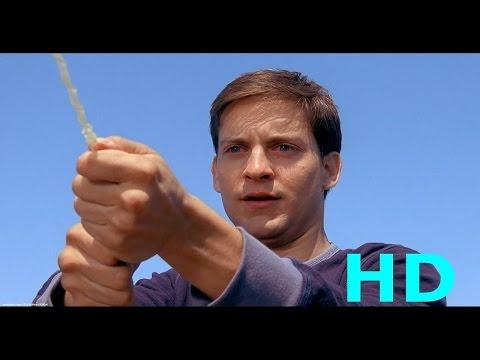 Spider-Man Go Web Go & New Powers - Spider-Man-(2002) Movie Clip Blu-ray HD Sheitla