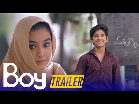 BOY Movie Official Trailer