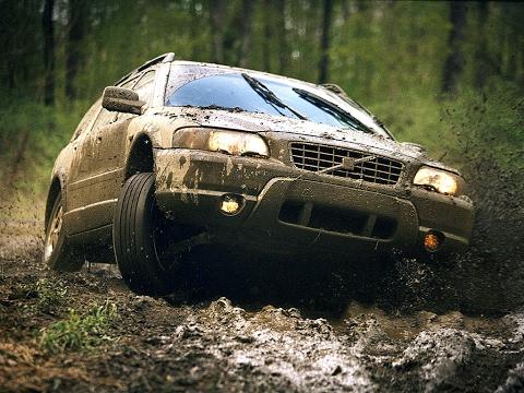 Фото к видео: Volvo xc70, B5244T3, 2002 год, обзор, тестдрайв, грязь
