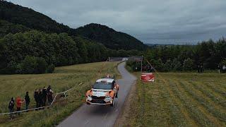 Filmowe podsumowanie Rally Ireco Motorsport - 1. runda MRF Tarmac Masters™ 2020 - Chwietczuk / Hinz