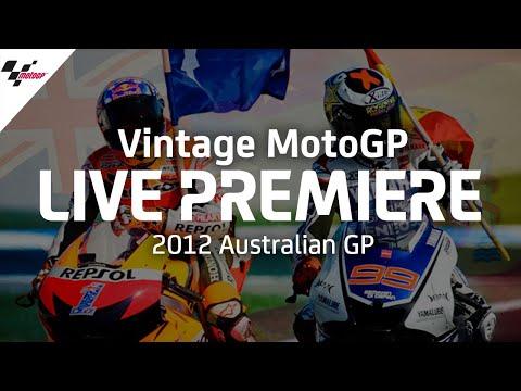 MotoGP 2012年に行われたMotoGP オーストラリアGP ハイライト動画