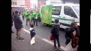 preview picture of video 'Veilchendienstagszug  2015  Stadt Mönchengladbach'