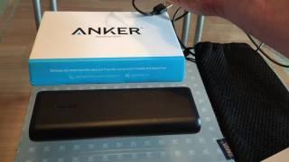 Anker PowerCore 20100 Powerbank Langzeiterfahrung nach einem Jahr