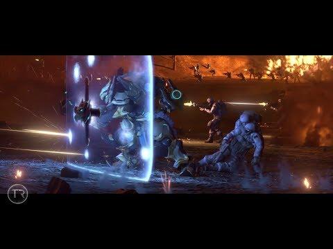 Trailer Redux – Overwatch / Avengers: Infinity War (Overwatch: Omni Wars)