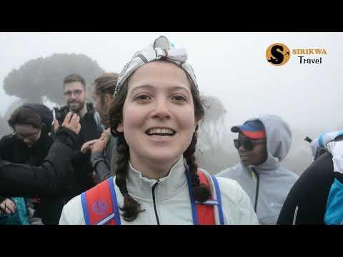 7 Days Machame Route, Kilimanjaro Climbing