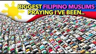 How Is RAMADAN In The PHILIPPINES?! Eid Al Fitr 2018 Manila 🇵🇭