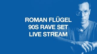 Roman Fluegel - Live @ 24 Kitchen Street, Alternate Cuts 90's Rave 2018