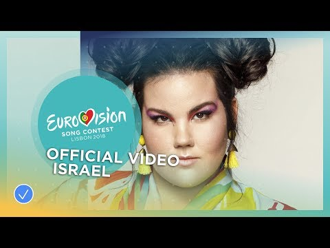 Netta - TOY - Israel - Official Music Video - Eurovision 2018 Mp3