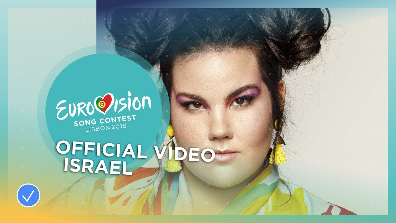 Netta – TOY – Israel – Official Music Video – Eurovision 2018