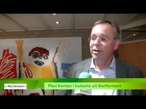 Huisarts Paul Kemps vertelt over 'grijze gebied' van euthanasie in bibliotheek Swifterbant