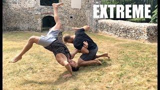 Real Kung Fu | 5 Dangerous Fighting Moves, part 1