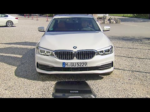 BMW 530e iPerformance (2018) Wireless Charging [YOUCAR]